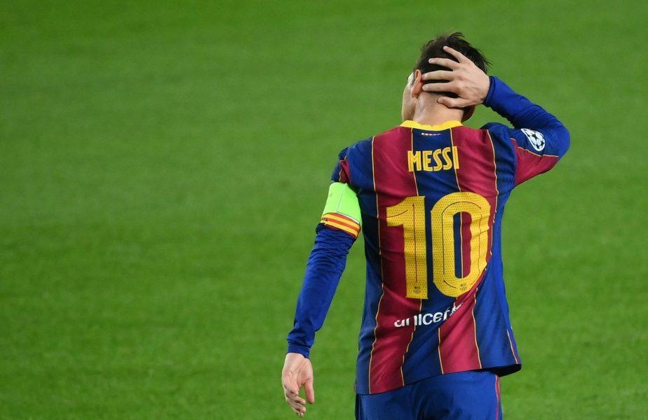 Messi i-a scris lui Ronaldo