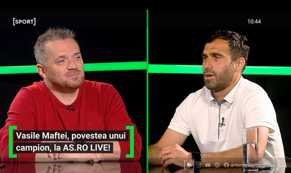 Vasile Maftei, povești fabuloase din Giulești