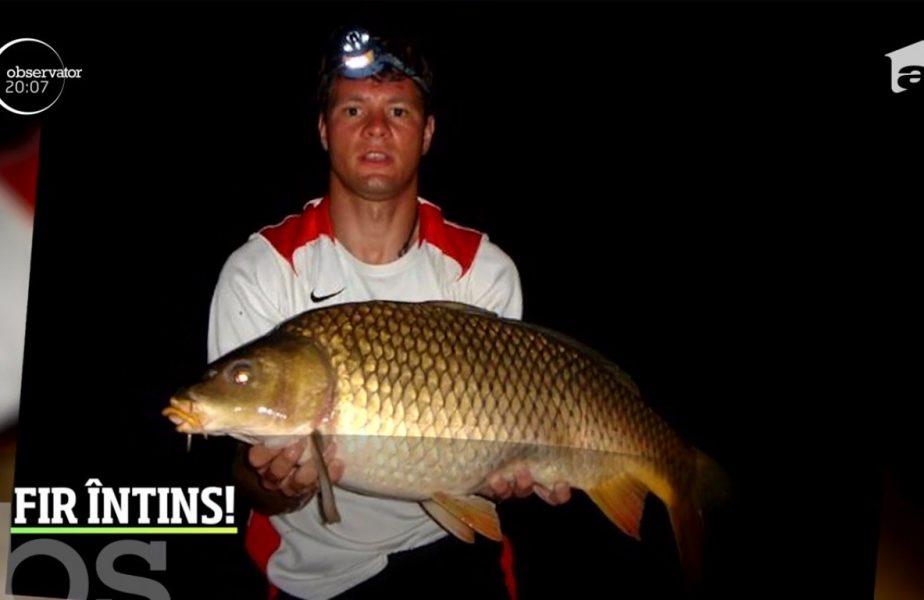 Pescuitul sportiv nu e permis, cat e stare de urgenta!