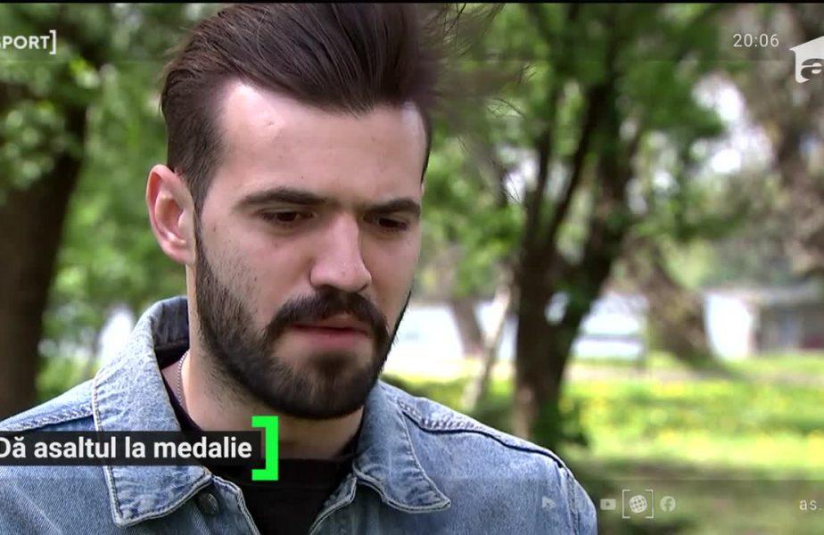Iulian Teodosiu a prins Olimpiada in ultima clipa
