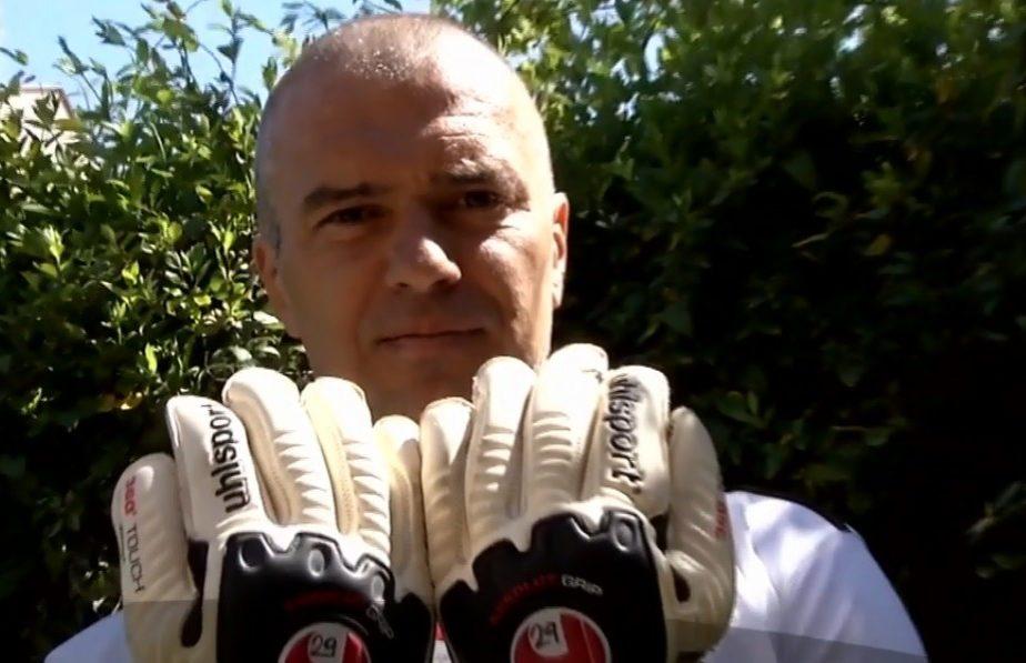 Daniel Pancu, cu mănușile la muzeul lui Beșiktaș