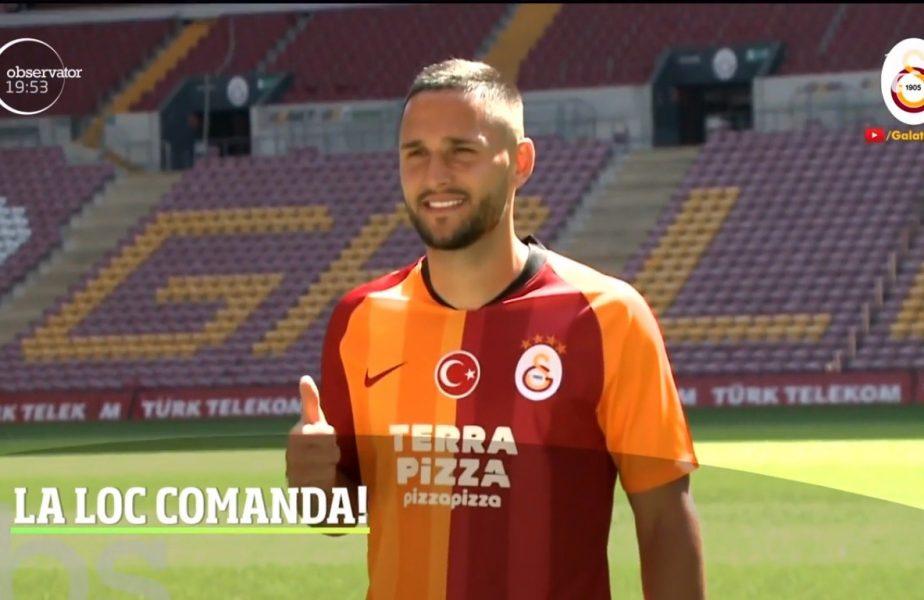Florin Andone, din Turcia în Premier League. Galatasaray nu activează clauza de cumpărare