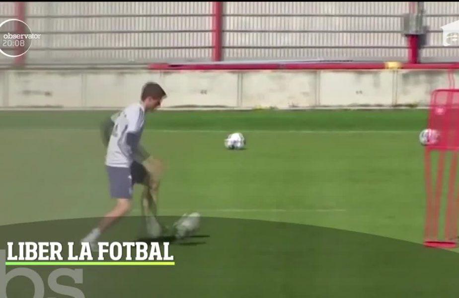 Fotbalul revine în Germania, de 1 Mai