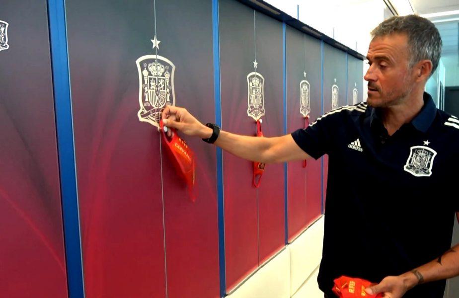 Marea demascare pentru jucătorii din naţionala Spaniei