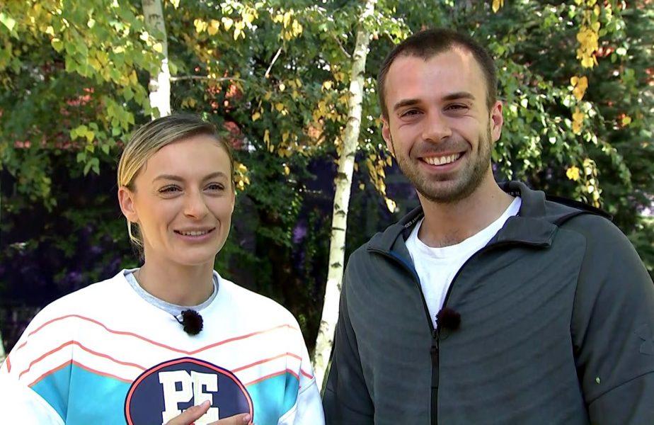 Cea mai nouă poveste de dragoste din sport! Ana Bogdan şi pilotul Tempestini s-au îndrăgostit în plină pandemie