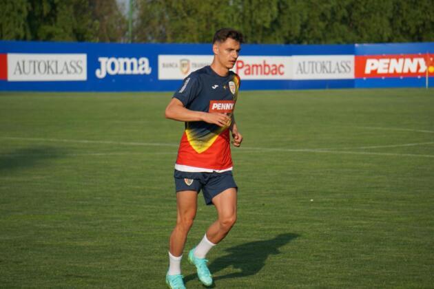România U23 va pleca în cantonamentul preolimpic