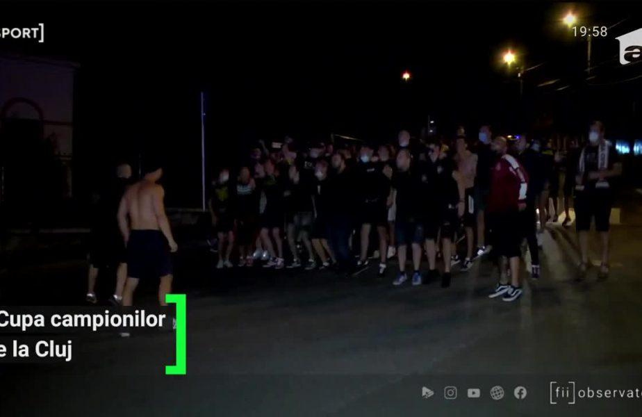 Cupa campionilor este la Cluj