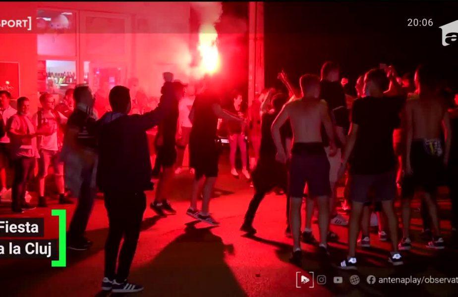 Fiesta a la Cluj