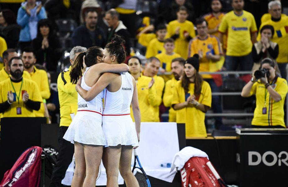 """Reportaj special cu """"gemenele"""" din tenis. Jaqueline Cristian şi Gabriela Ruse aşteaptă oferte pentru a juca în reclame!"""