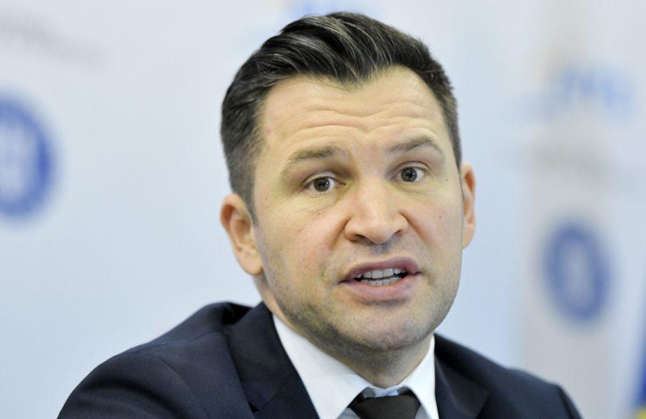 """Ionuț Stroe lansează un semnal de alarmă înaintea reluării sezonului: """"Un jucător infectat înseamnă blocarea competiției"""""""
