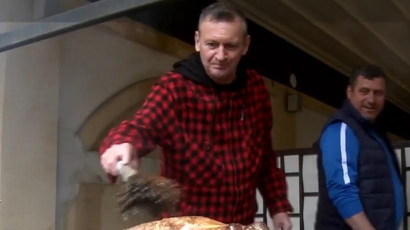 """Gică Craioveanu, revenire de senzaţie în România, după ce s-a apucat de actorie: """"M-a sunat Al Pacino. Am talent!"""" Olteanul e Chef în bucătărie"""