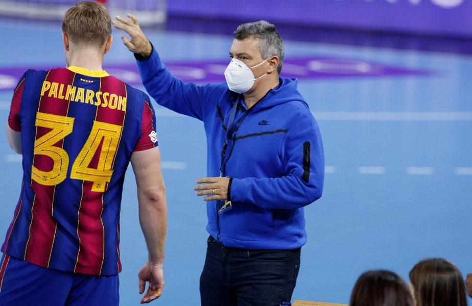 Xavi Pascual, cel mai bun antrenor din Champions League, o poate prelua pe Dinamo! Tehnicianul, aşteptat şi la cârma naţionalei României. Anunţul făcut de spanioli