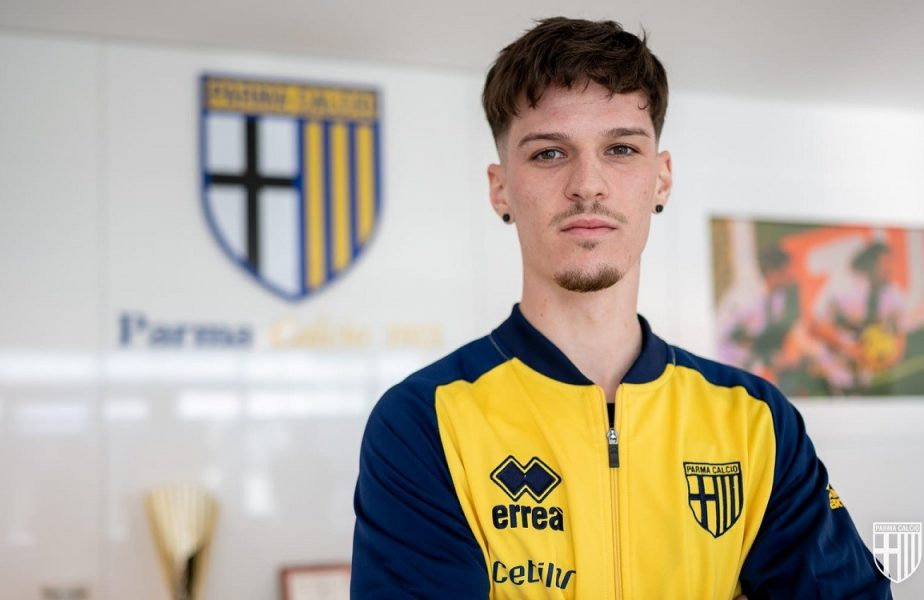 Din primul salariu de la Parma, Man vrea să-şi facă tatăl fericit
