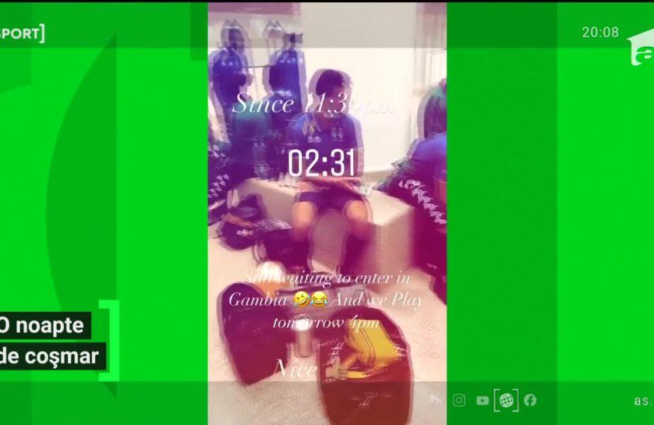 Starul lui Arsenal, Aubameyang a ajuns sa doarma pe jos, în aeroport!