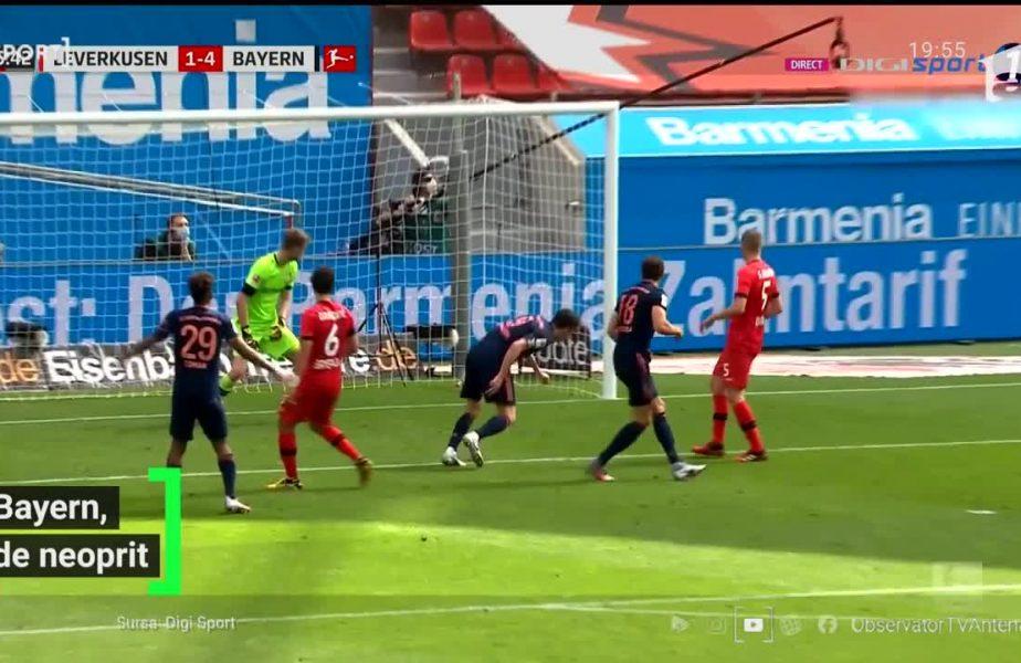 Bayern, de neoprit în drumul spre al optulea titlu
