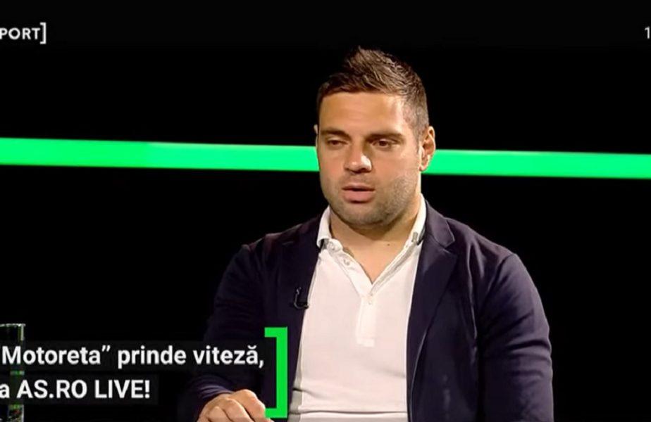 Adi Popa a fost luat tare de Ciprian Tătărușanu