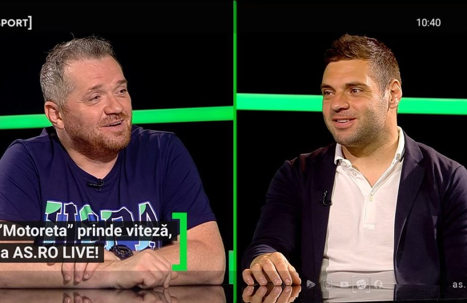 Adi Popa, invitat în studioul emisiunii AS.ro LIVE, a povestit cum a luat bătaie de la bodyguarzii lui Gigi Becali