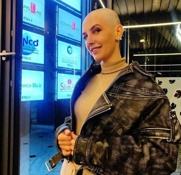 Adina Bourceanu este soţia lui Alexandru Bourceanu