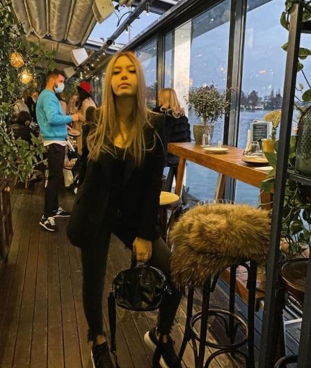 Cum arată fiica de 18 ani a lui Ilie Năstase / Sursa: Instagram Alessia Năstase