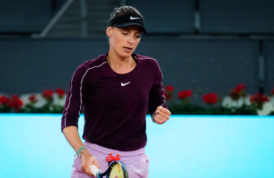 Ana Bogdan, prima victorie românească la Roland Garros