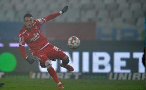 Andreas Mihaiu a marcat pentru Dinamo