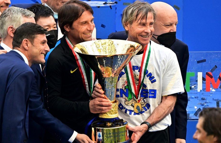 """Aroganţa lui Antonio Conte: """"Îmi dedic mie titlul!""""Declaraţii impresionante făcute de antrenorul lui Inter. """"A trebuit să scot totul din mine"""""""