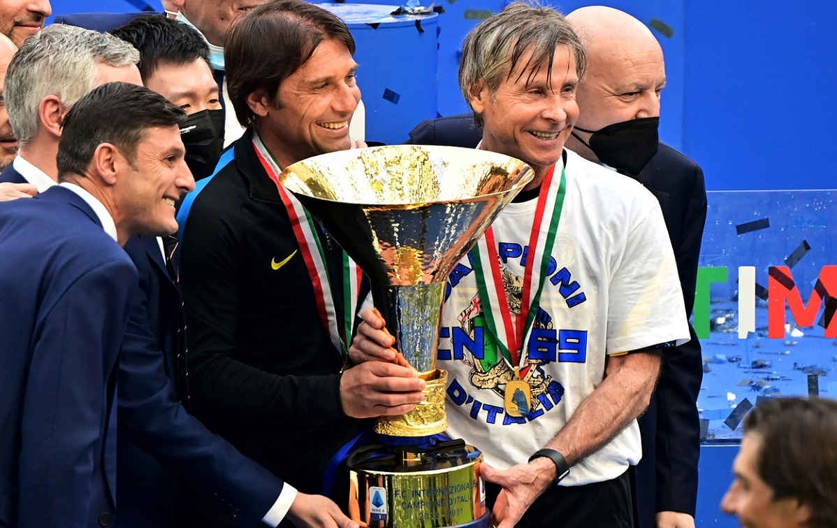 "Aroganţa lui Antonio Conte: ""Îmi dedic mie titlul!"""