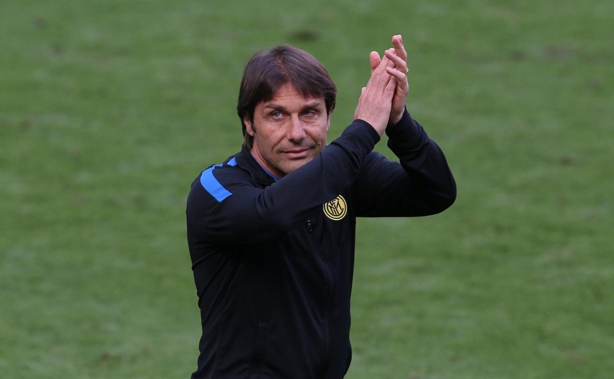 Antonio Conte, ca şi plecat de la Inter