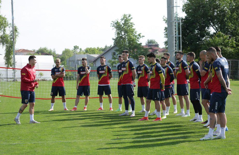 Jucătorii naționalei s-au reunit la Mogoșoaia! Mirel Rădoi a sunat adunarea. 16 tricolorii au ajuns deja sub comanda selecționerului