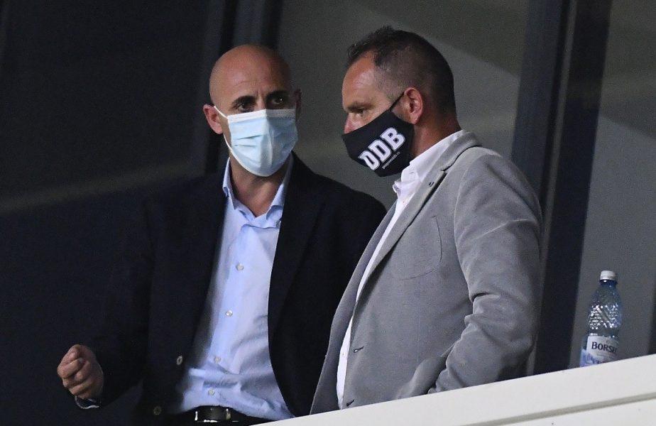 Şefii spanioli de la Dinamo, notă de plată de milioane de euro