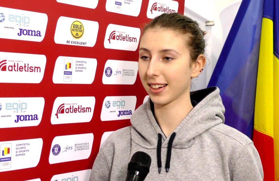 Teodora Iancu, campionană în două sporturi