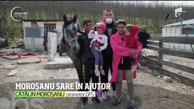 Gest de mare campion. Cătălin Moroșanu a sărit în ajutorul călărețului din Iași