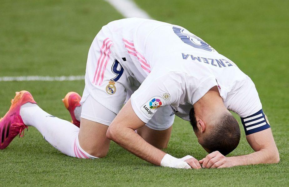 Criză istorică la Real Madrid
