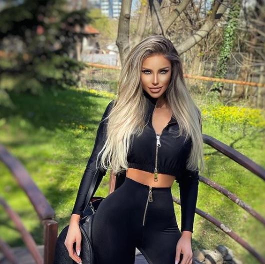Bianca Drăguşanu, scandal uriaş înaintea nunţii de 1 milion de euro / Sursa: Instagram Bianca Drăguşanu