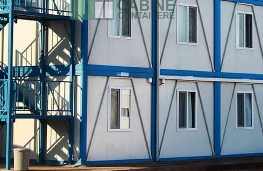 (P) Cumpără cabine de pază de la Cabine-containere.ro pentru siguranţa firmei tale!