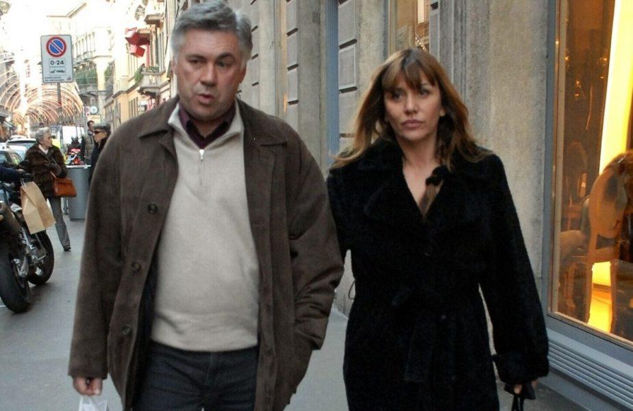 Drama lui Carlo Ancelotti! Fosta sa soţie a încetat din viaţă după o lungă suferinţă. Antrenorul a plecat de urgenţă în Italia