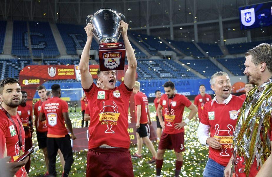 CFR Cluj nu joacă cu trofeul pe masă! Când vor primi ardelenii medaliile de campioni dacă iau titlul în această seară. Decizia luată de LPF