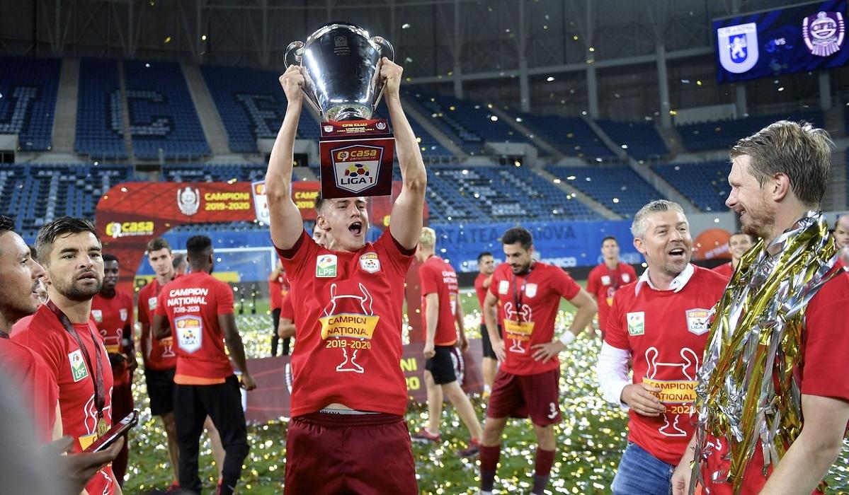 CFR Cluj bucurie