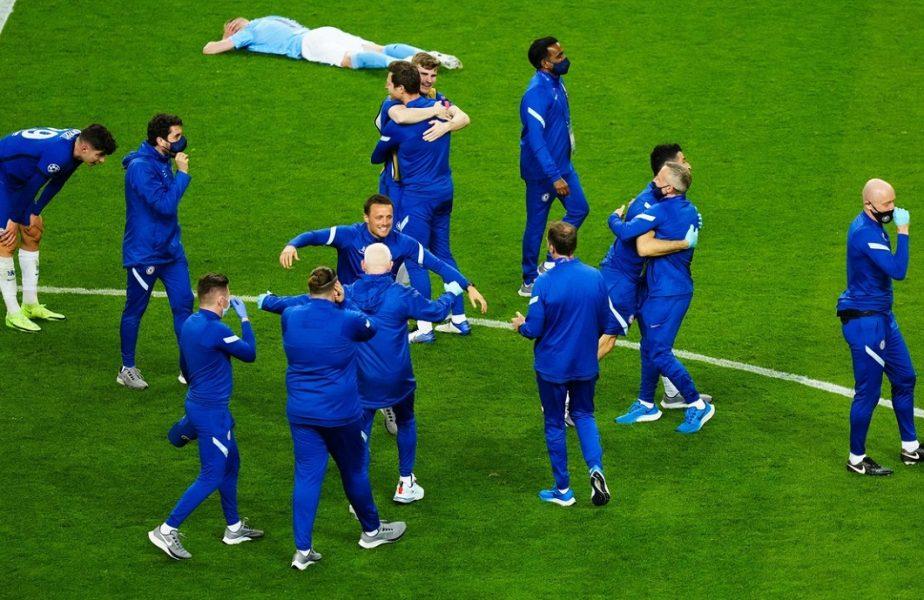 Manchester City – Chelsea 0-1 | Campionii Europei a doua oară în istorie! Abramovich, suporter de lux la Porto + Thomas Tuchel, călăul lui Pep Guardiola