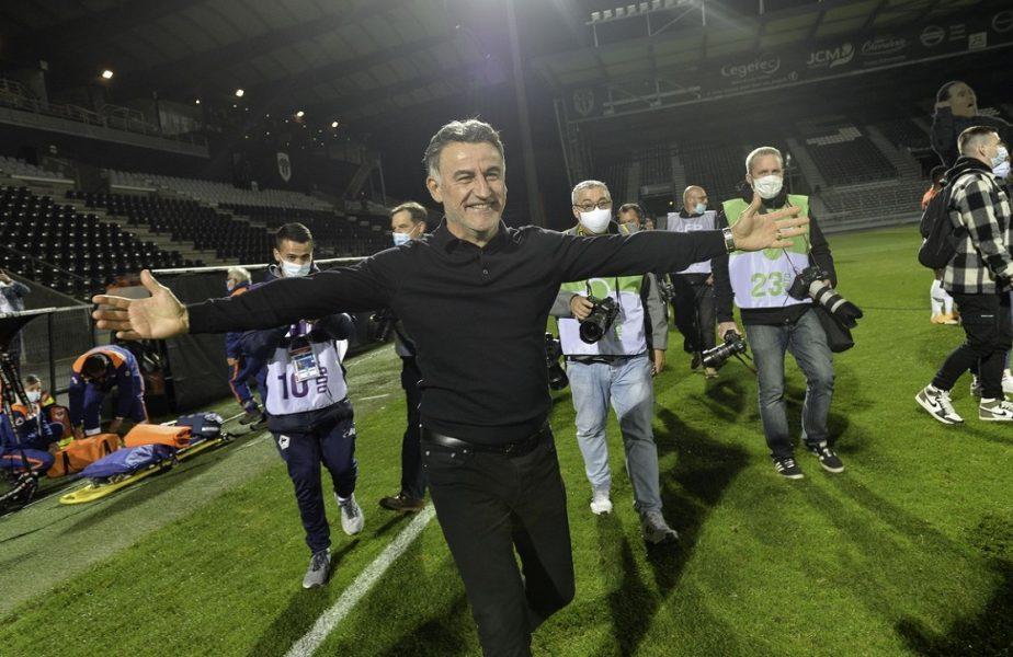 """Şoc în Franţa! Christophe Galtier a plecat de la Lille, după ce a luat titlul. """"Mi-am terminat treaba!"""" Ce echipe îl vor"""