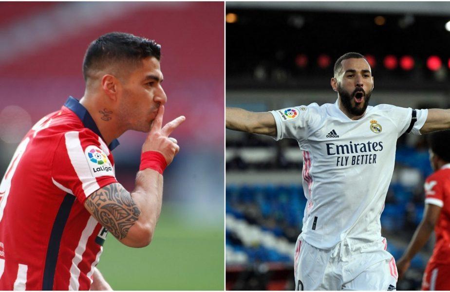 Athletic Bilbao – Real Madrid 0-1, Atletico Madrid – Osasuna 2-1, Barcelona – Celta Vigo 1-2. Campioana Spaniei se decide în ultima etapă! Lille – St. Etienne 0-0 şi PSG – Reims 4-0. Neymar şi Mbappe speră în continuare la titlu