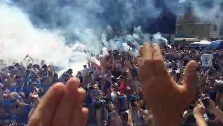 Ultraşii echipei lui Mititelu, aproape să le strice sărbătoarea fanilor Universităţii Craiova