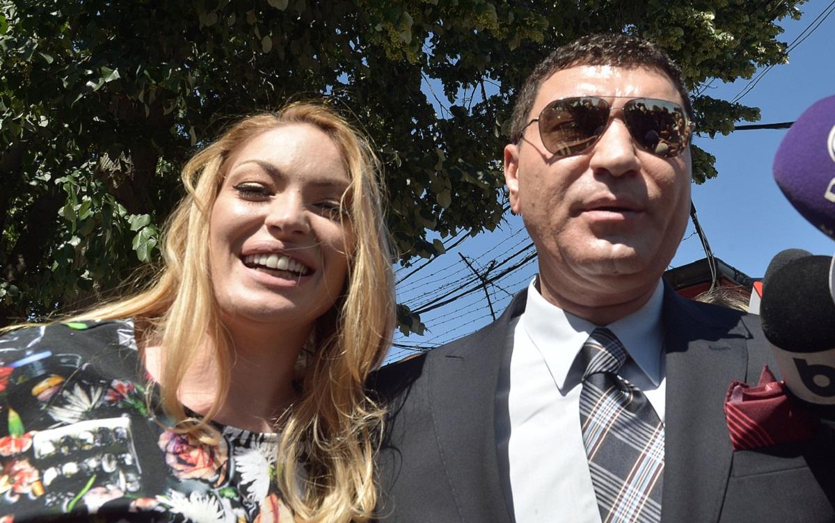 Cristi Borcea şi Valentina Pelinel