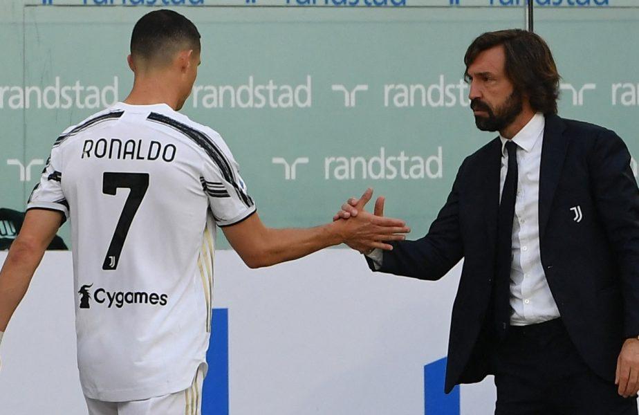 Cristiano Ronaldo, doar rezervă într-un meci crucial!