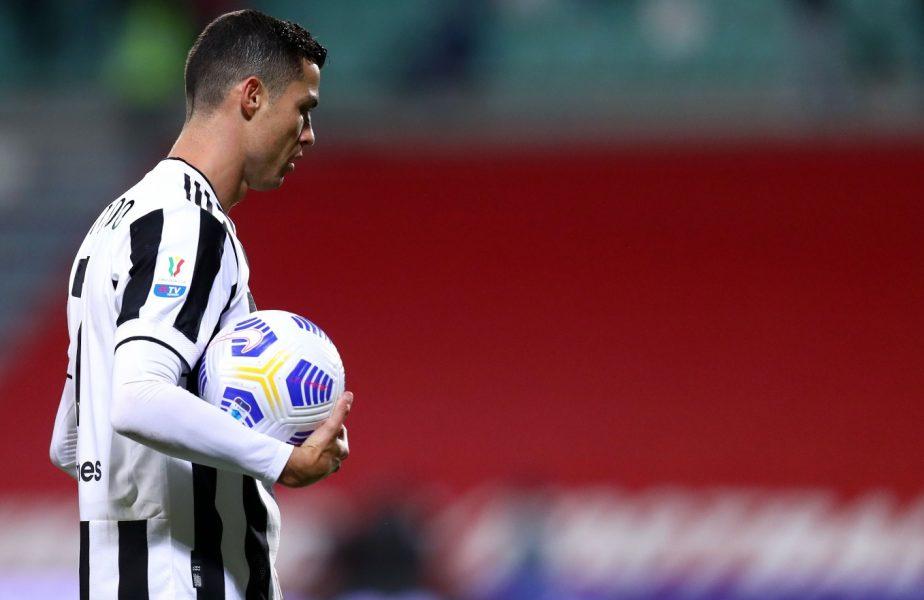 """Cristiano Ronaldo: """"Mi-am atins obiectivul în Italia!"""" Anunţul făcut de starul lui Juventus"""