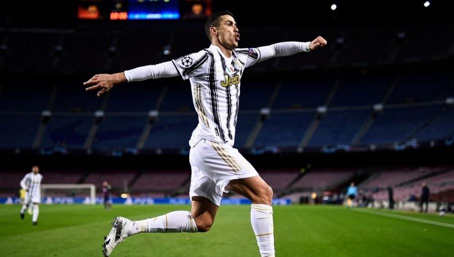 Cristiano Ronaldo e istorie la Juventus