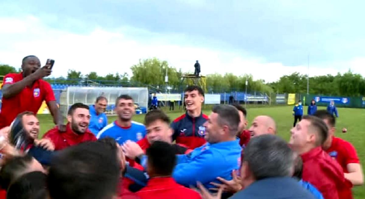 Bucurie CSA Steaua