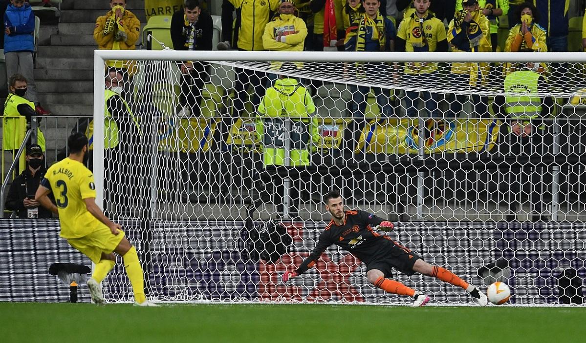 David De Gea, 40 de penalty-uri la rând în care a luat gol!