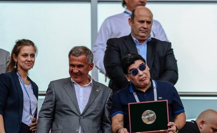 """Şapte persoane au fost acuzate de """"omor simplu cu premeditare"""" după moartea lui Diego Maradona"""