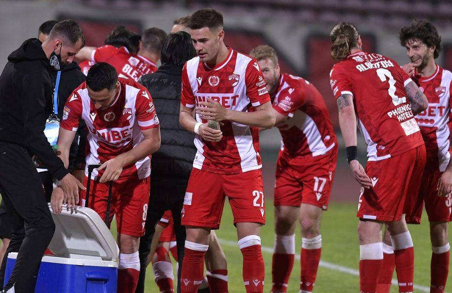 Dusan Uhrin și-a pierdut răbdarea la Dinamo și amenință cu plecarea. Care este situația lui Paul Anton și Deian Sorescu